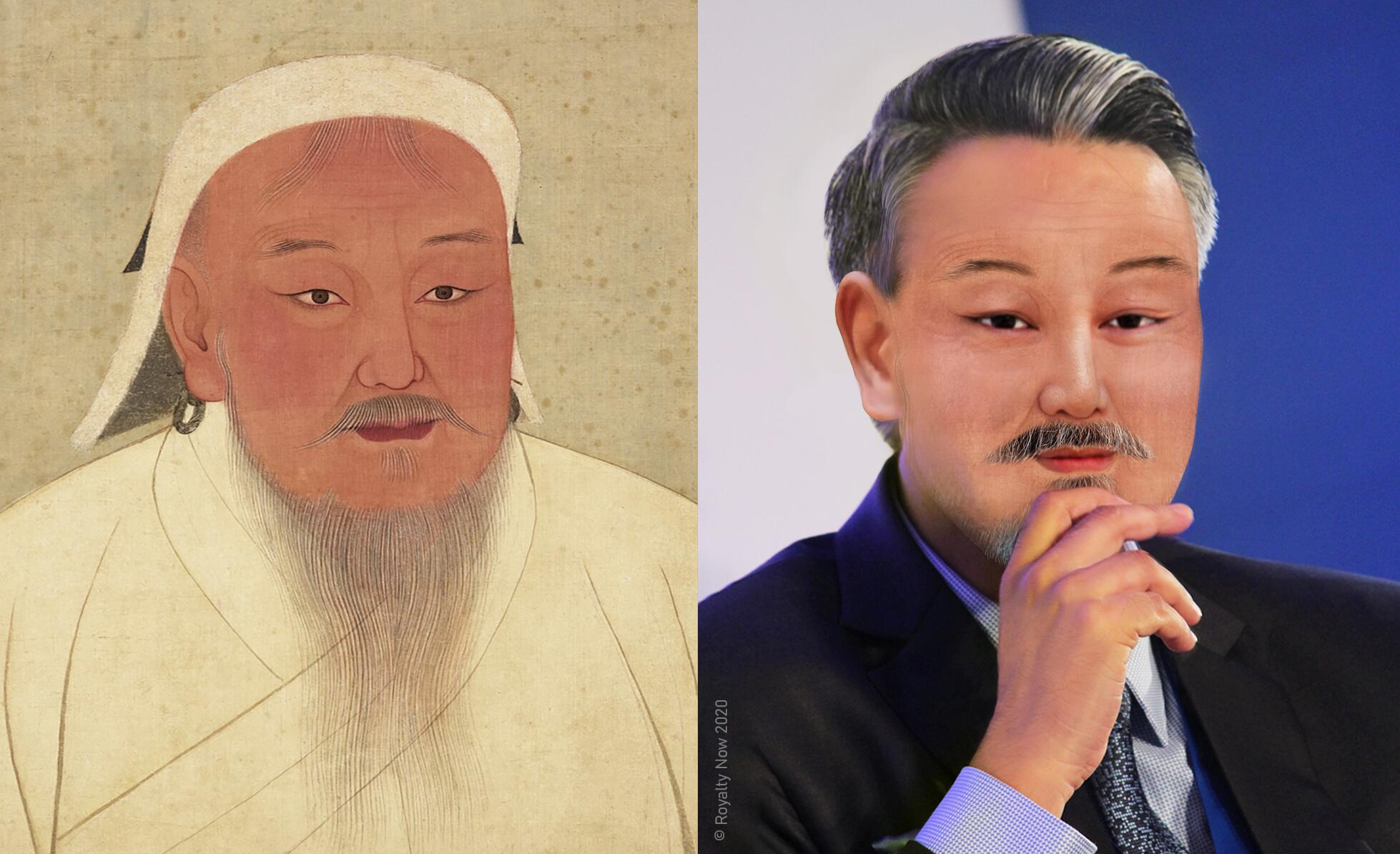 Bild zu Genghis Khan