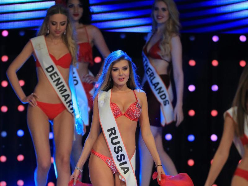 Bild zu Miss Intercontinental 2015