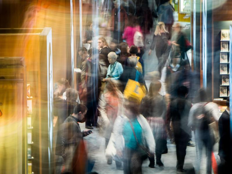 Bild zu Buchmesse Frankfurt