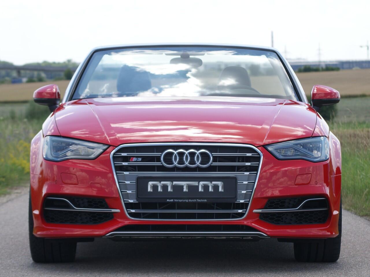 Bild zu MTM Audi S3