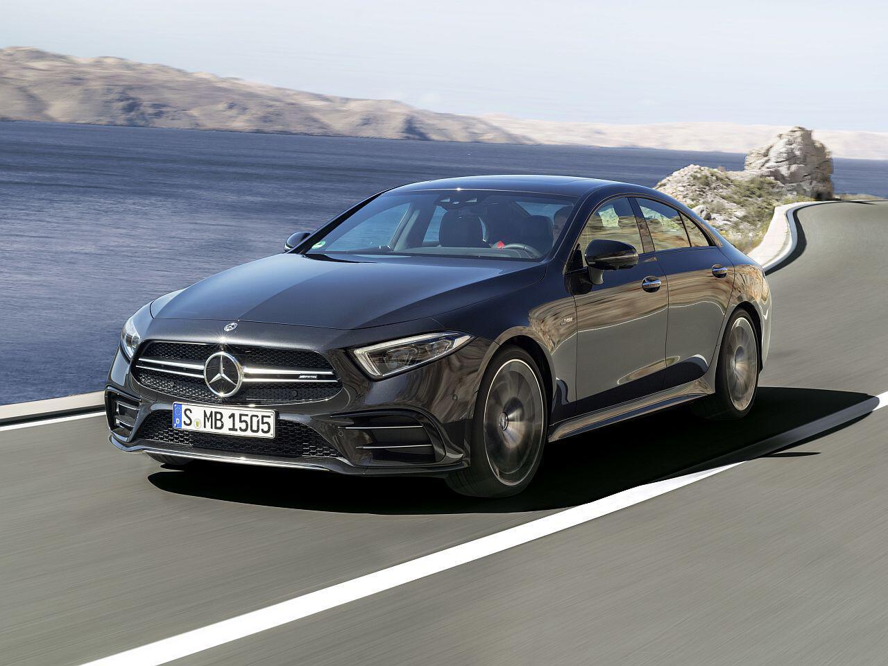 Bild zu 435 PS im Mercedes CLS 53