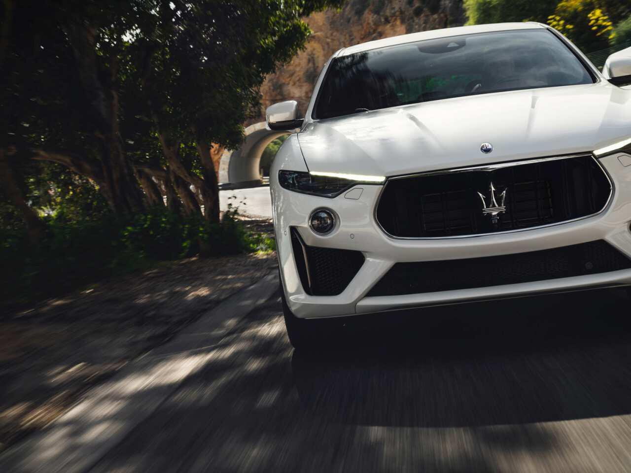 Bild zu Maserati Levante GTS