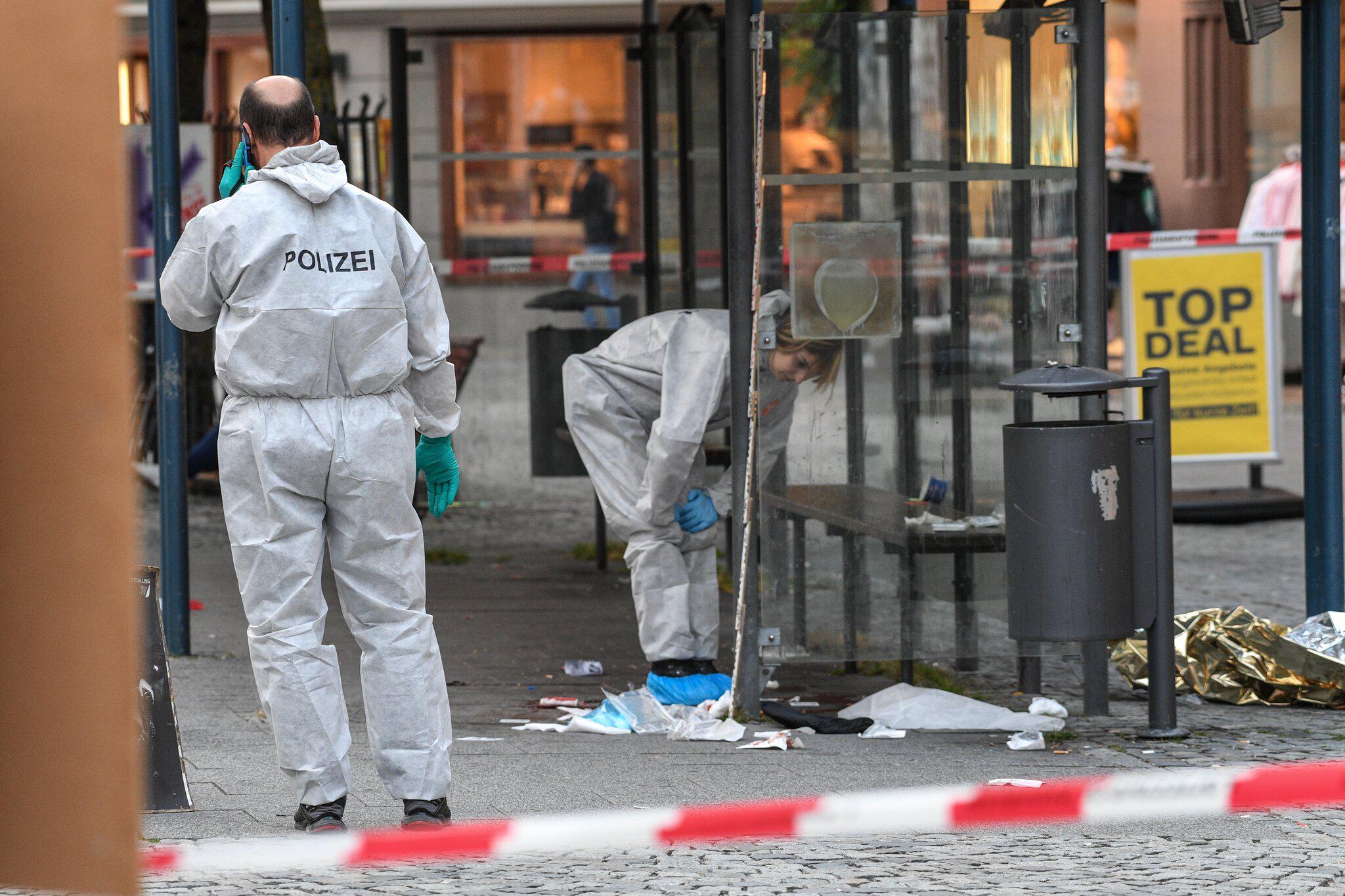 Bild zu Messerstecherein in Ravensburg