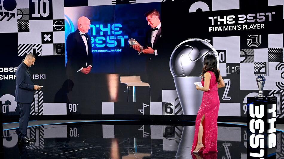 FIFA Kür der Weltfußballerin und des Weltfußballers