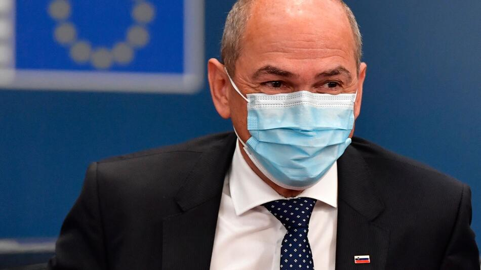 Slowenischer Premier empört EU-Parlament