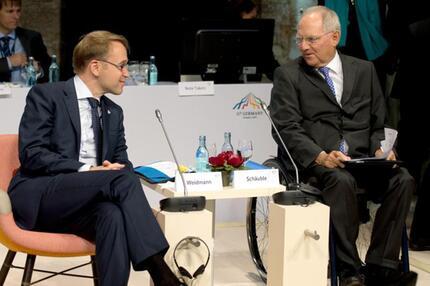 G7-Finanzministertreffen in Dresden