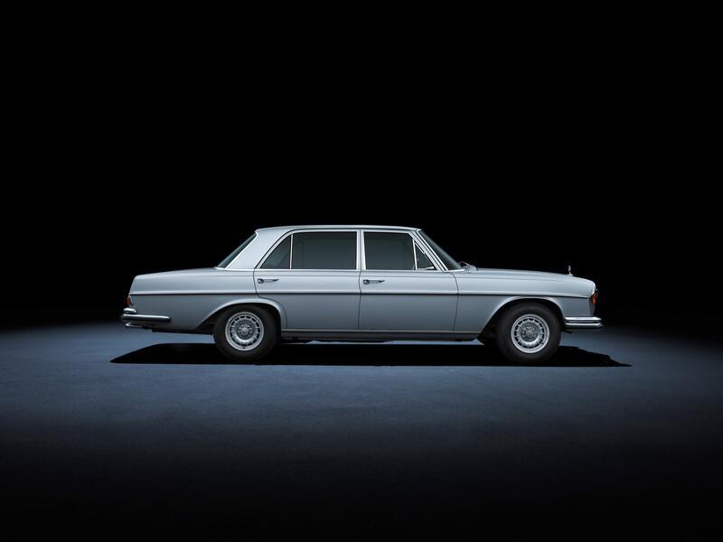 Bild zu Mercedes-Benz 280 SEL