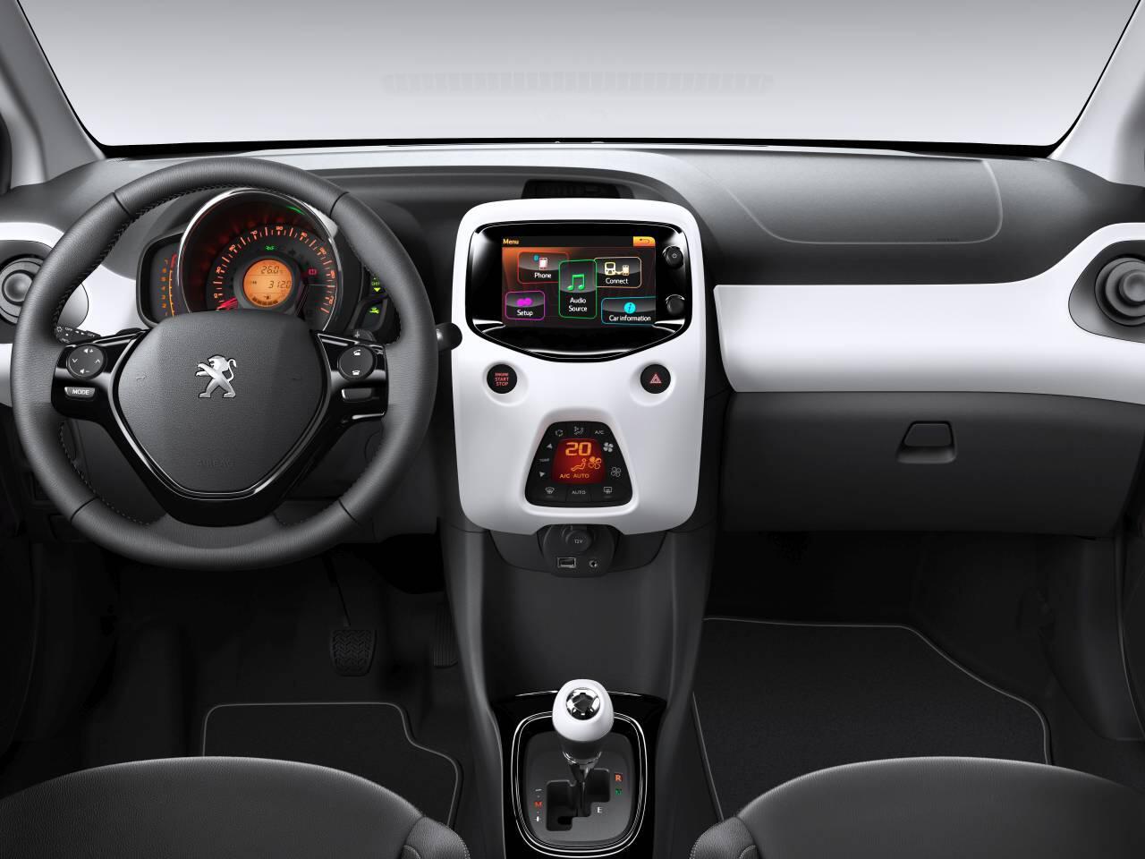 Bild zu Peugeot 108