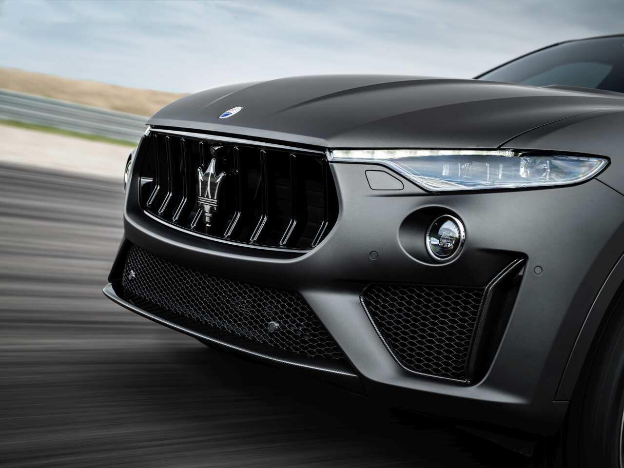 Bild zu Maserati Levante Trofeo