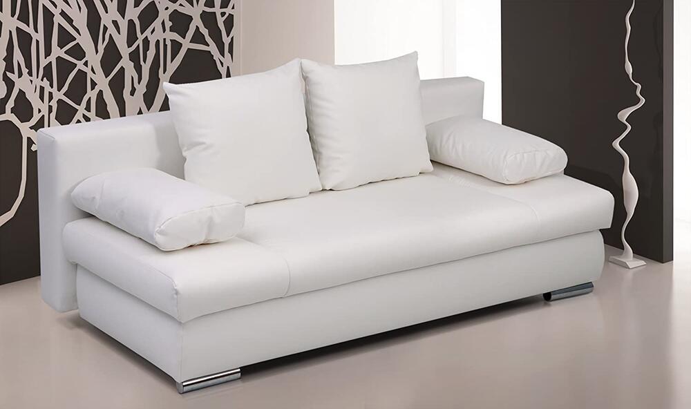 Praktisch, Möbel, kleine Räume, Wohnung, Zuhause, gemütlich, schlafsofa, klappbett