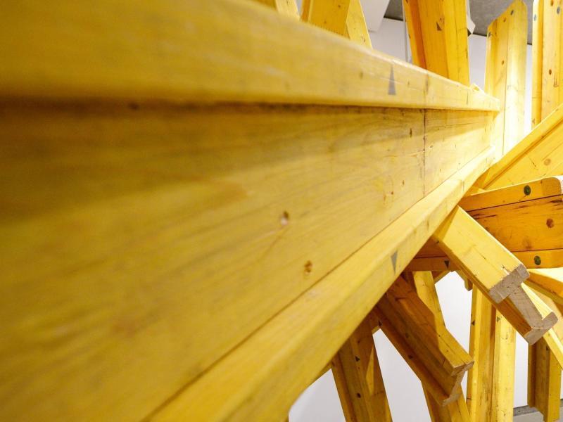 Bild zu Farbige Holzlasur