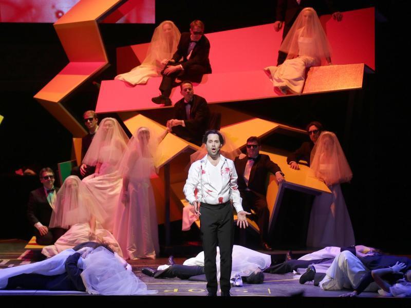 Bild zu «Orfeo ed Euridice»
