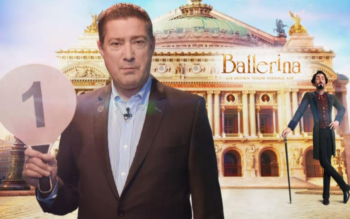 Bild zu Ballerina