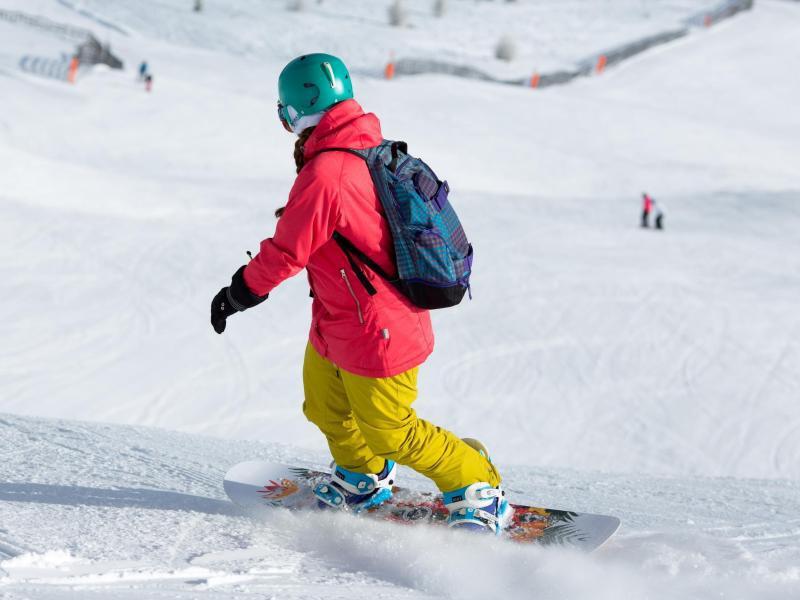 Bild zu Wintersportler