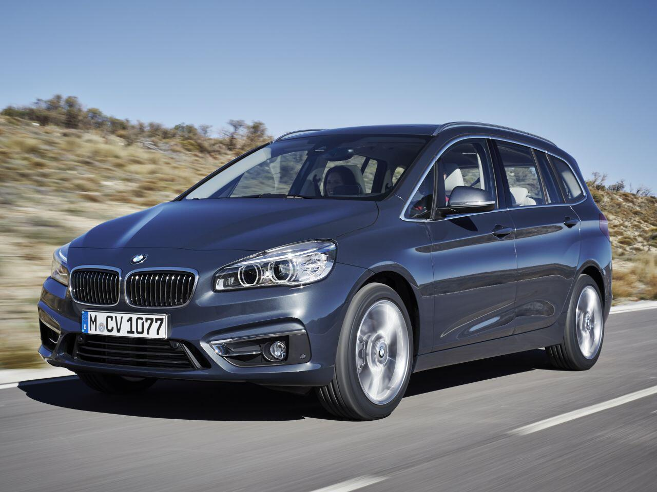 Bild zu 4. Platz: BMW 2er Gran Tourer