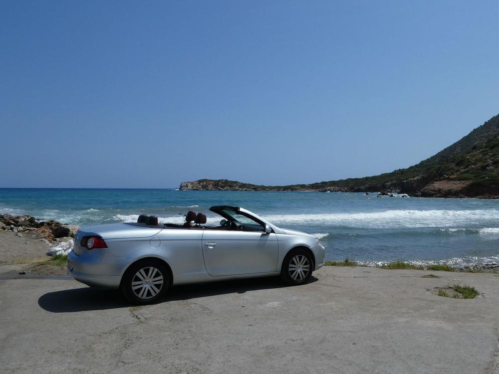 Bild zu Mietwagen im Urlaub