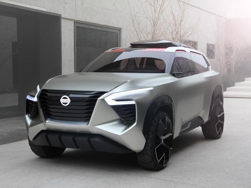 Bild zu Studie Nissan Xmotion