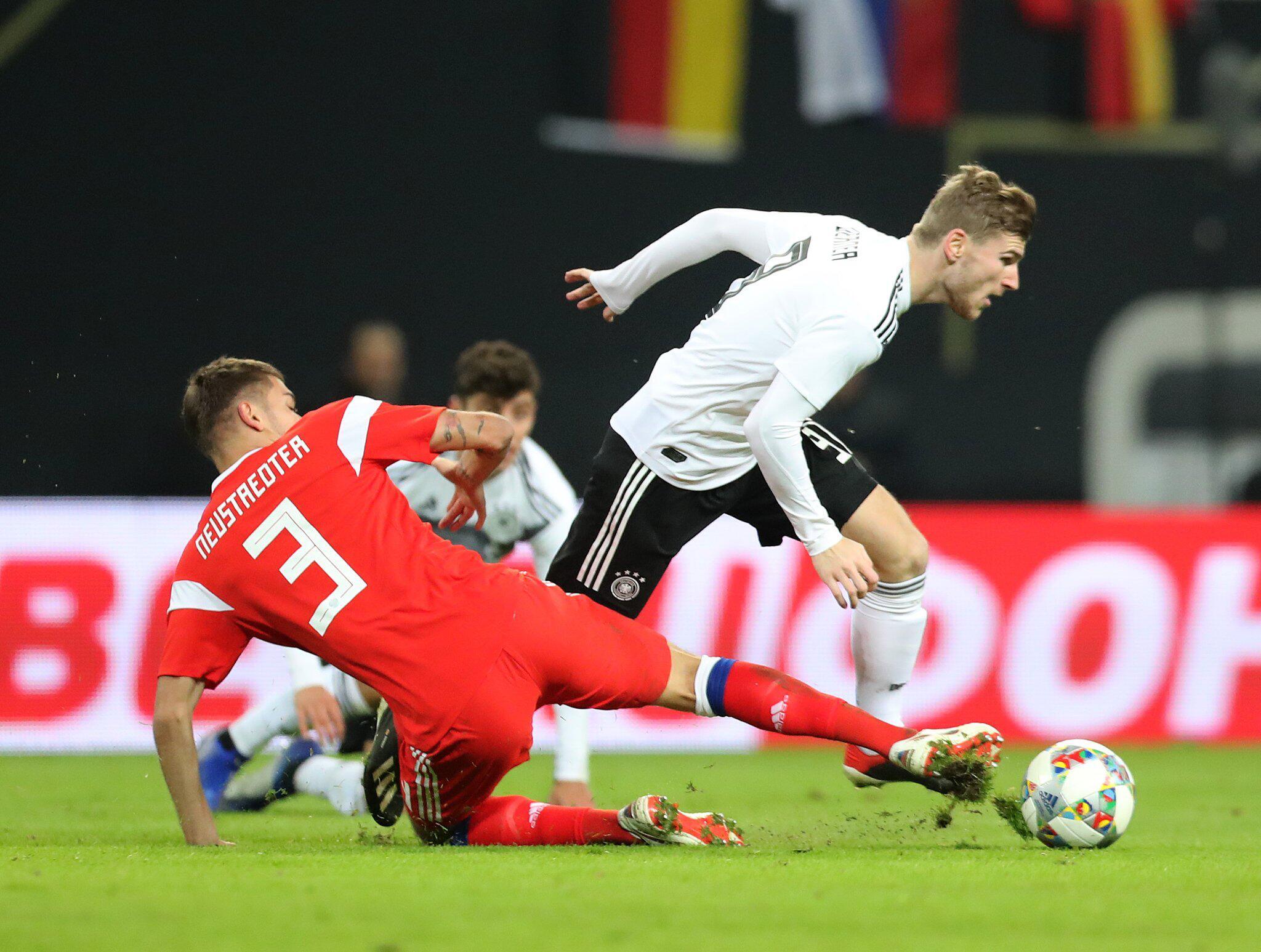 Bild zu Deutschland - Russland