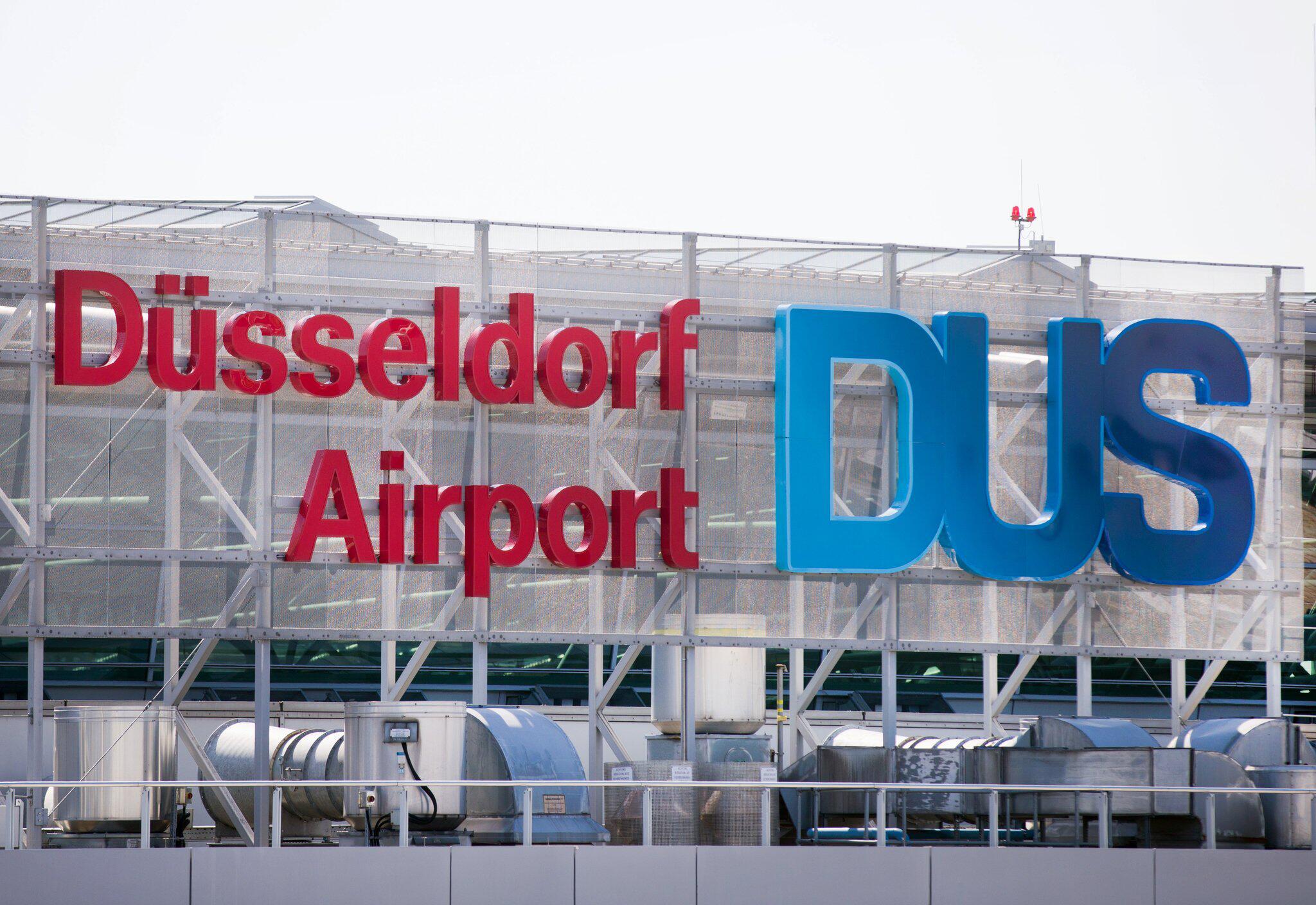 Bild zu Flughafen Düsseldorf, Airport