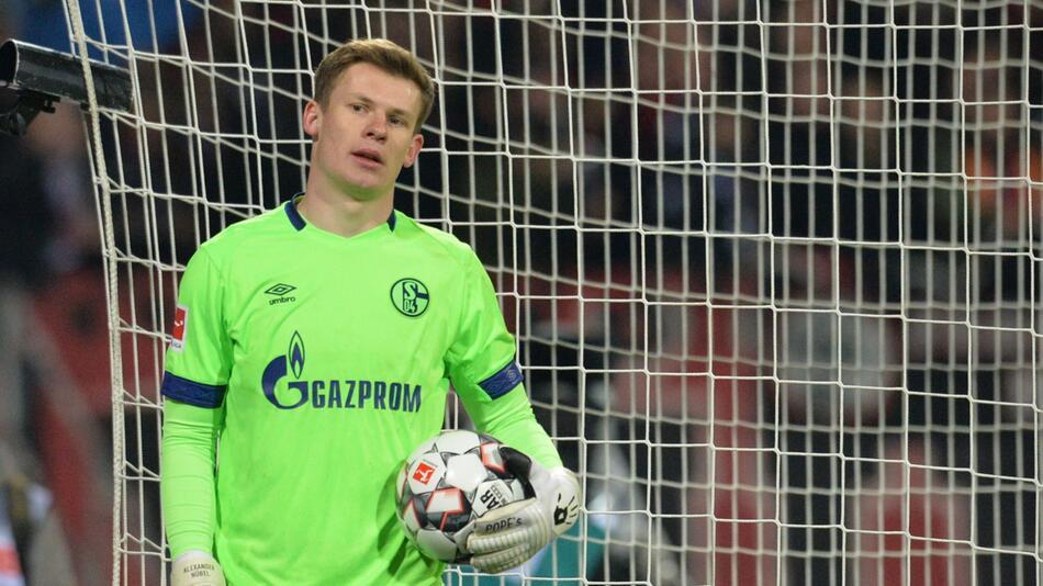 1. FC Nürnberg - FC Schalke 04