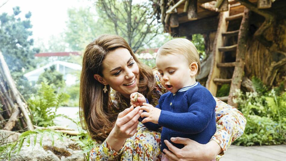 Familienausflug der Royals zur Blumenshow in Chelsea