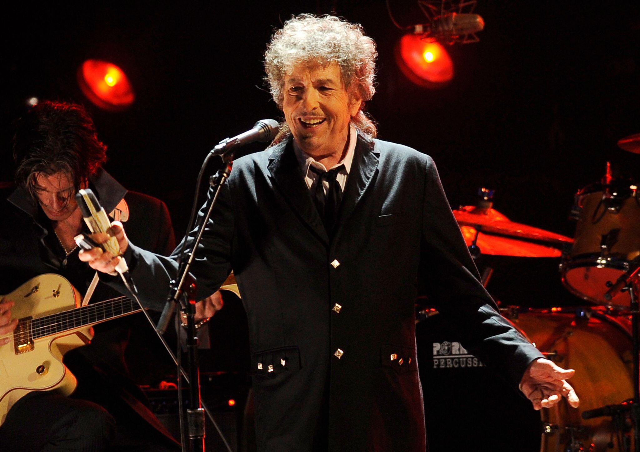 Bild zu Bob Dylan verkauft Songrechte an Universal Music