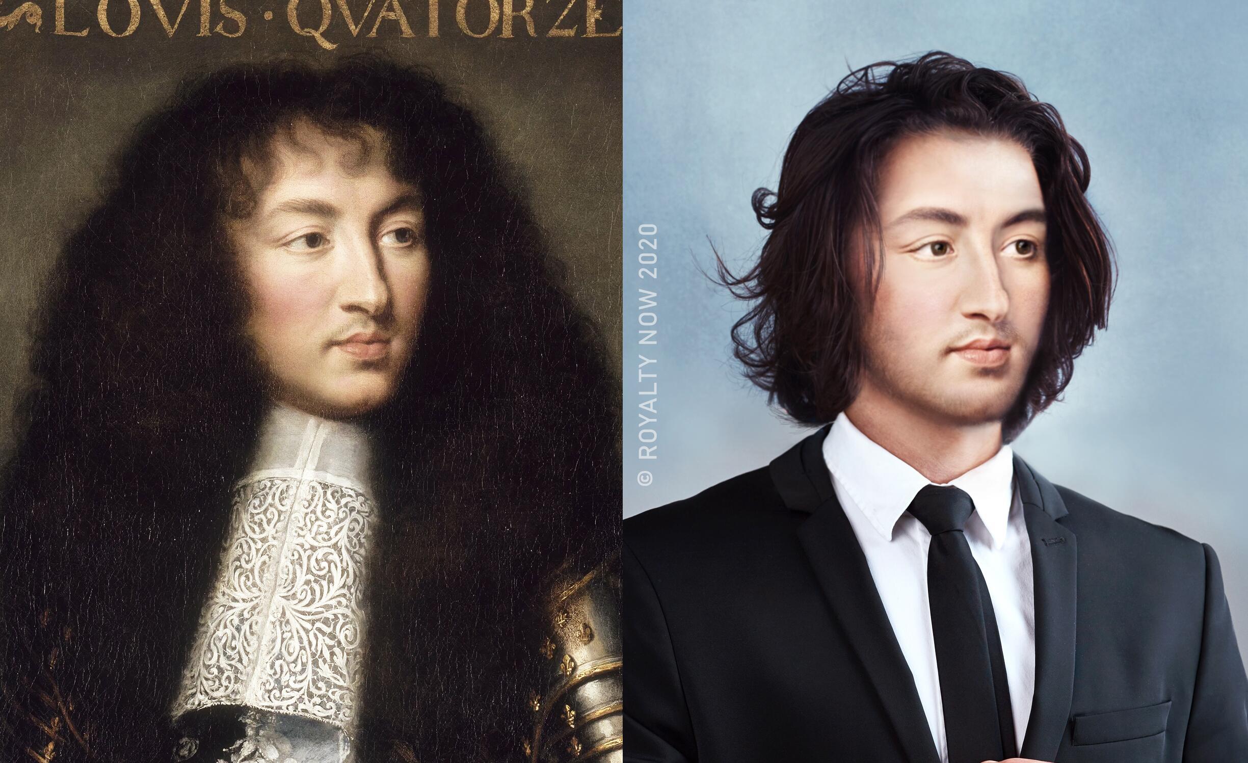 Bild zu Louis XIV