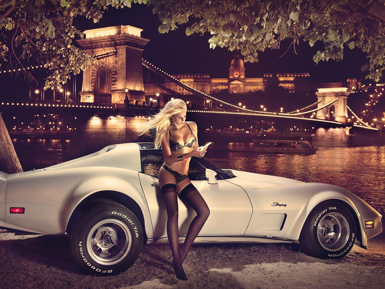Bild zu Tuning-Kalender 2014: Leonie Hagmeyer-Reyinger in Budapest