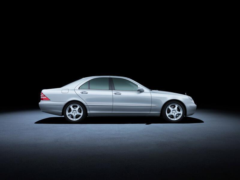 Bild zu Mercedes-Benz S 400 CDI