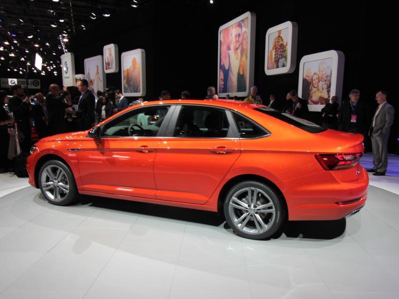 Bild zu Neuer VW Jetta