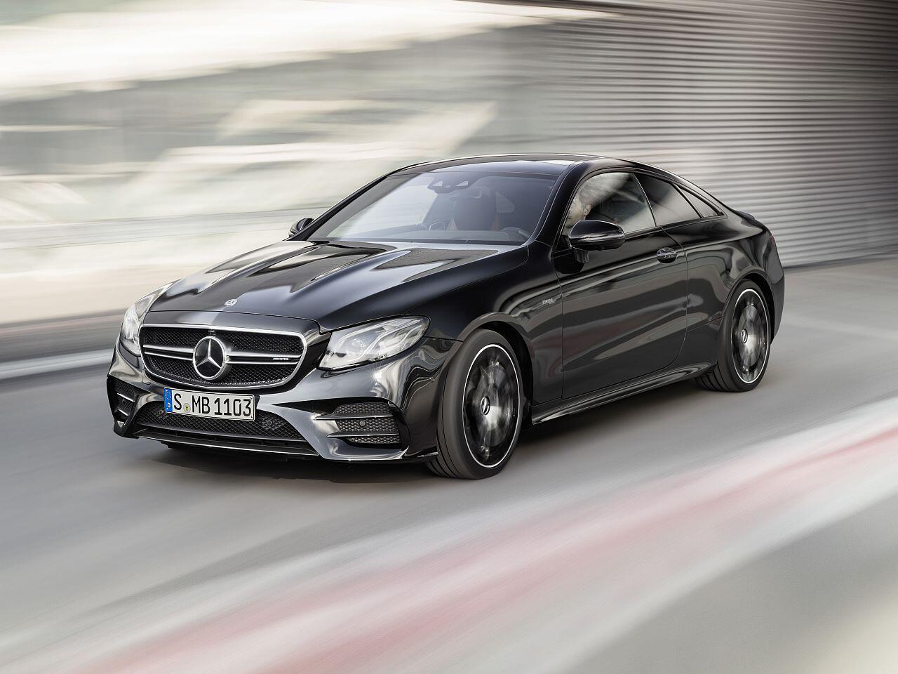 Bild zu Mercedes-AMG E 53 4MATIC+ Coupé