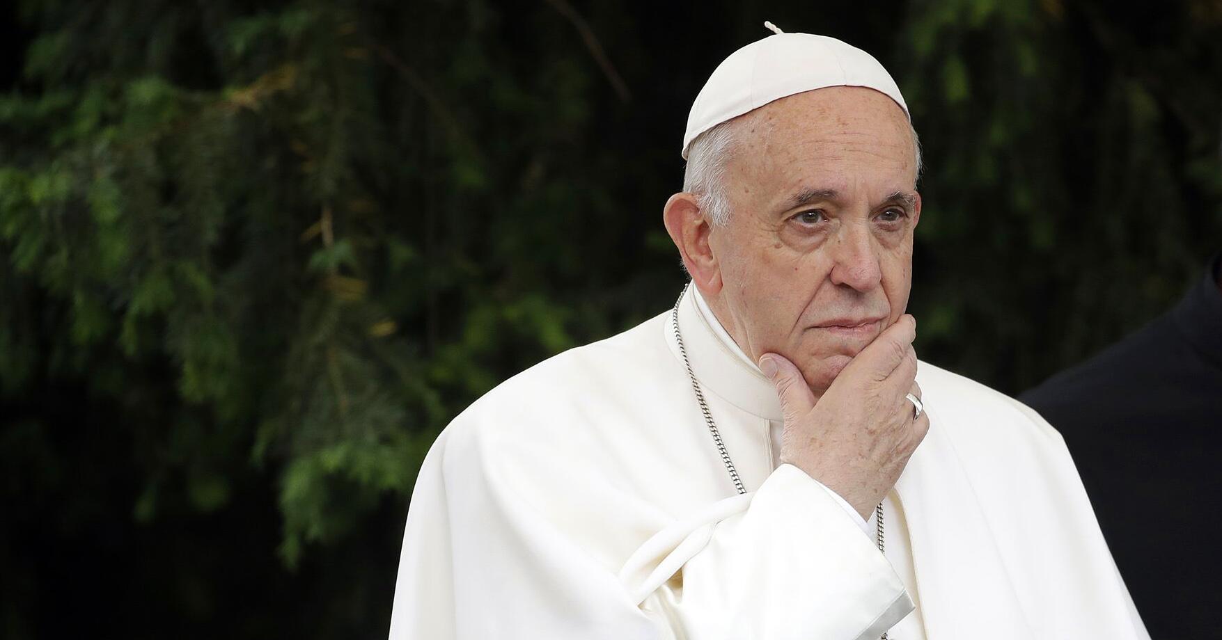 Bild zu Papst Franziskus.
