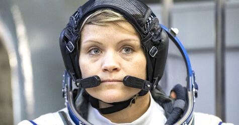 US-Astronautin Anne McClain
