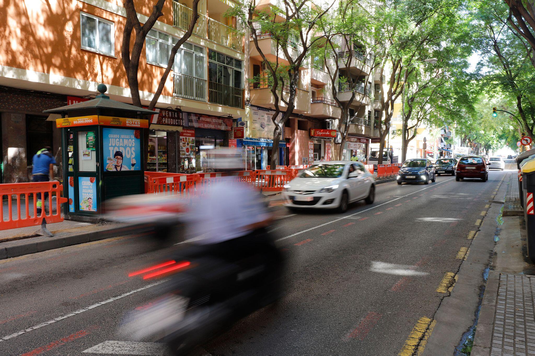Bild zu Spanische Großstadt Palma führt Tempo 30 ein