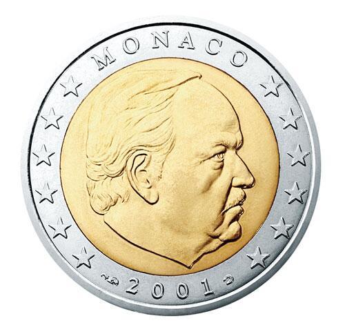 Gesichter Des Zwei Euro Stücks Webde