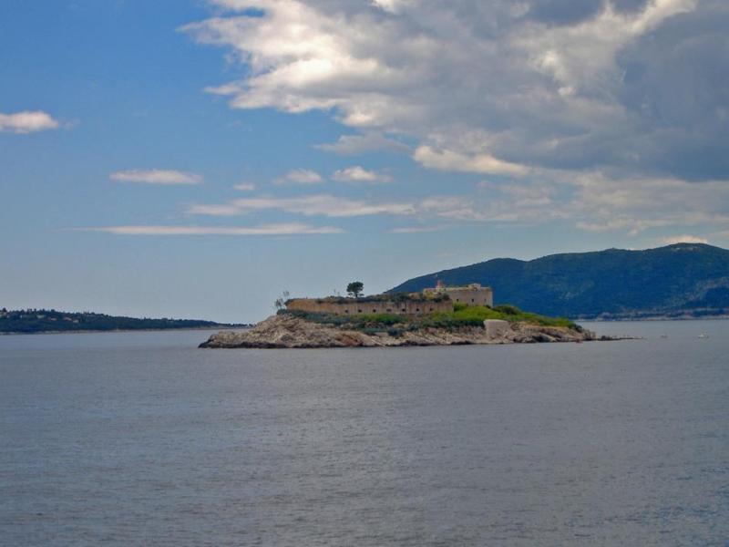 Bild zu Mamula war eine Gefängnisinsel