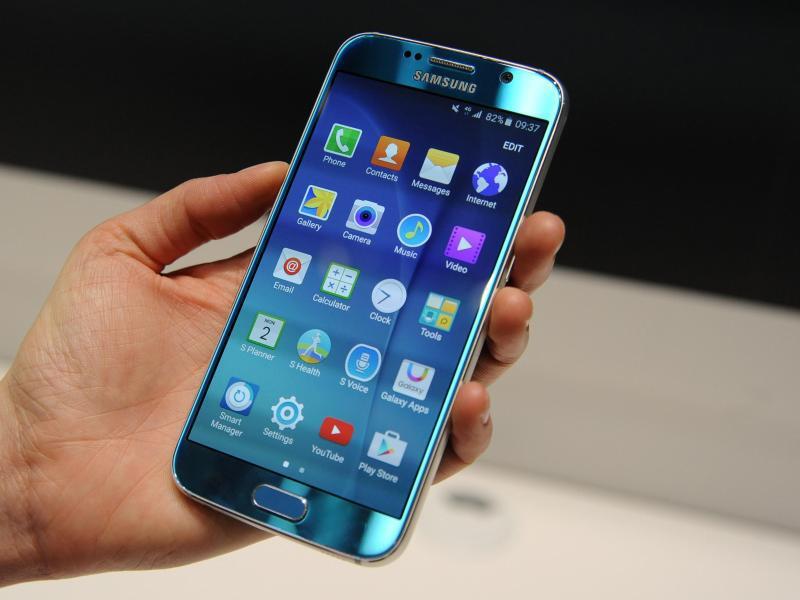 Bild zu Smartphone aus Asien