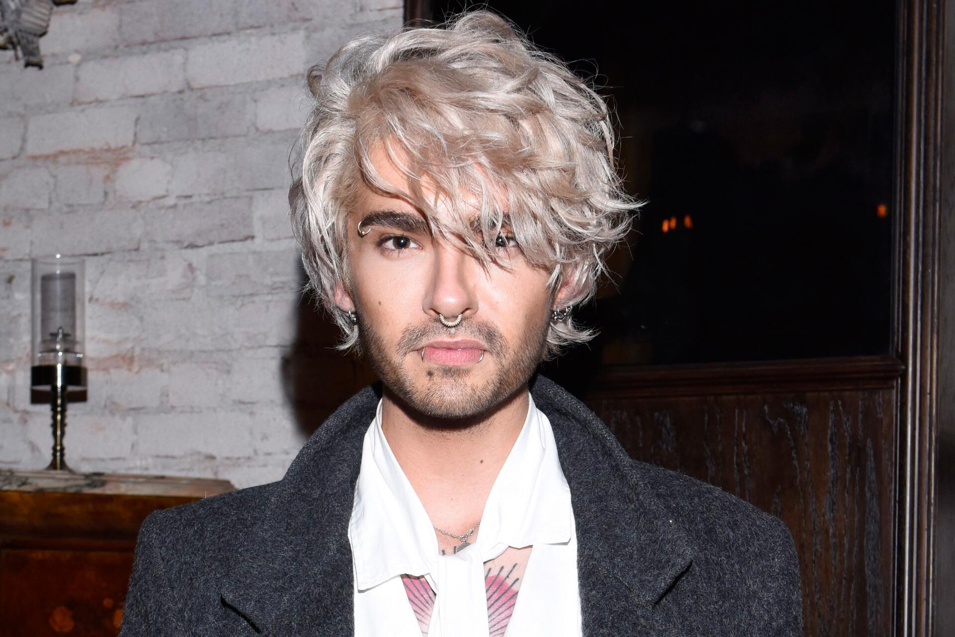 Bild zu Bill Kaulitz, blond