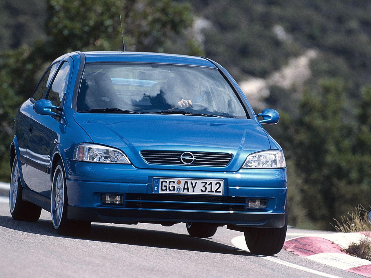 Bild zu Opel Astra G