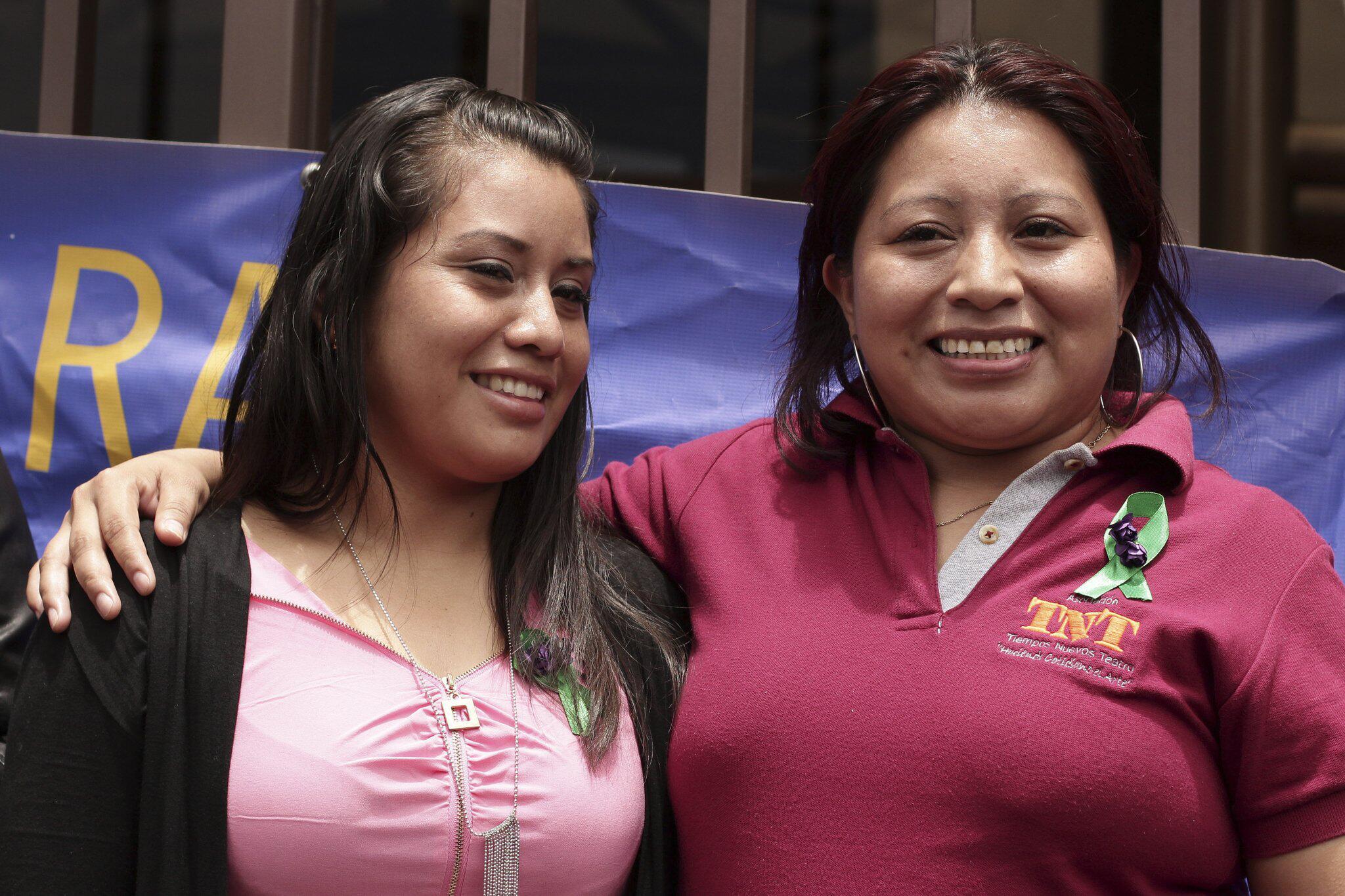Bild zu Wegen Abtreibung angeklagte Frau in El Salvador freigesprochen