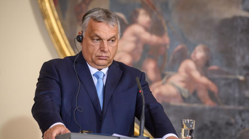 Ungarns Ministerpräsident Orban in Slowenien