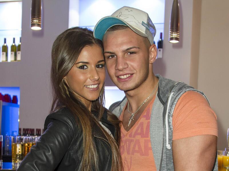 Sarah & Pietro Lombardi