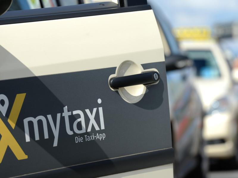 Bild zu myTaxi