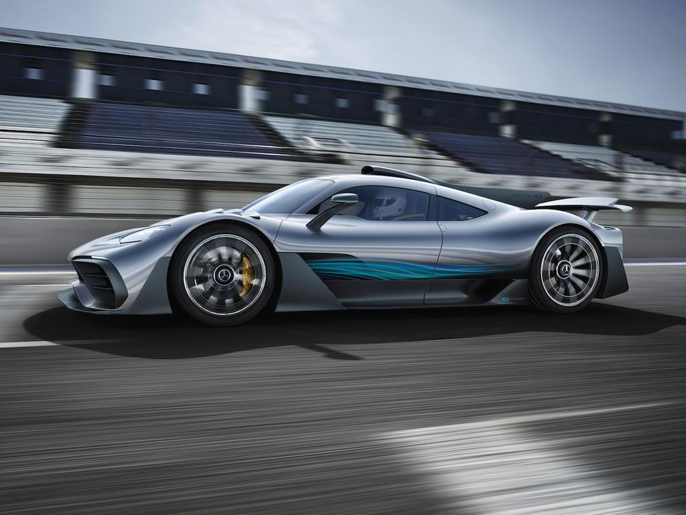 Bild zu Motor aus der Formel-1
