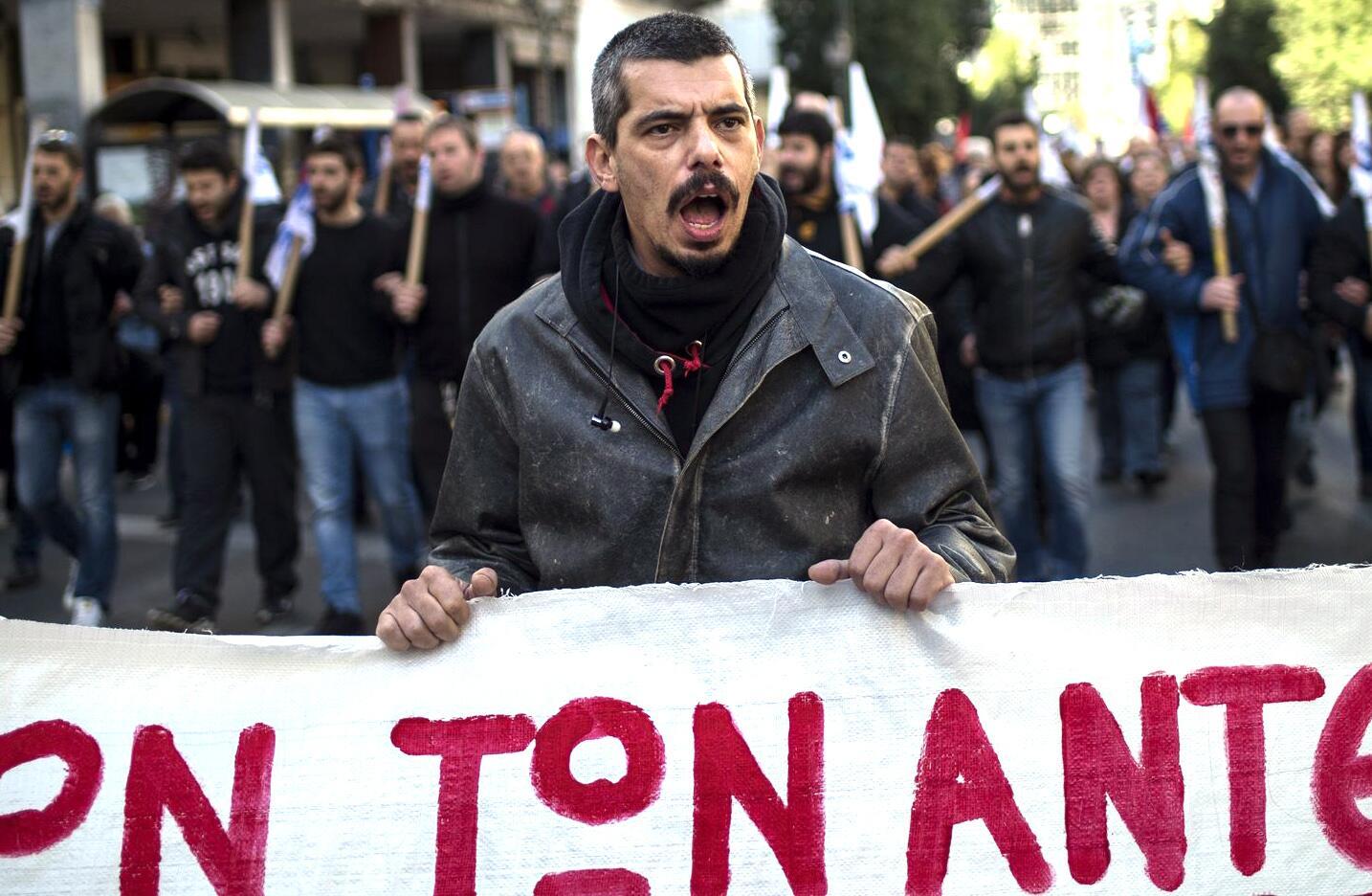 Bild zu Landesweiter Streik in Griechenland