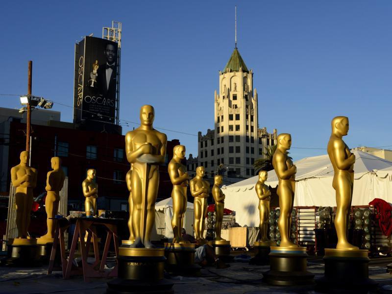 Bild zu Endspurt zum Oscar