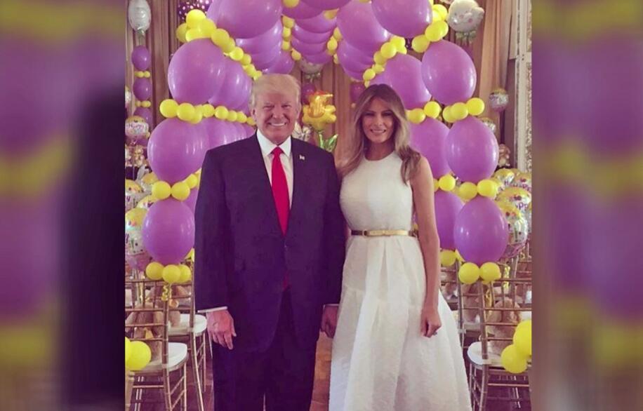 Bild zu Willkommen bei den Trumps
