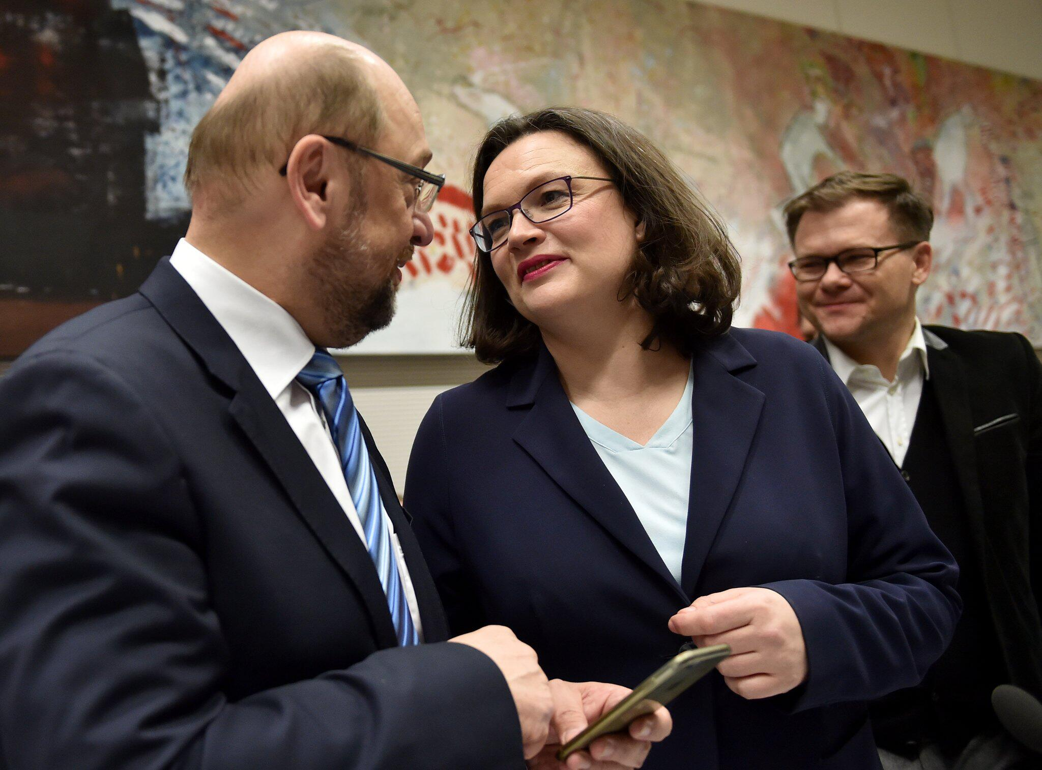 Bild zu Koalitionsverhandlungen von Union und SPD