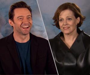 Hugh Jackman und Sigourney Weaver