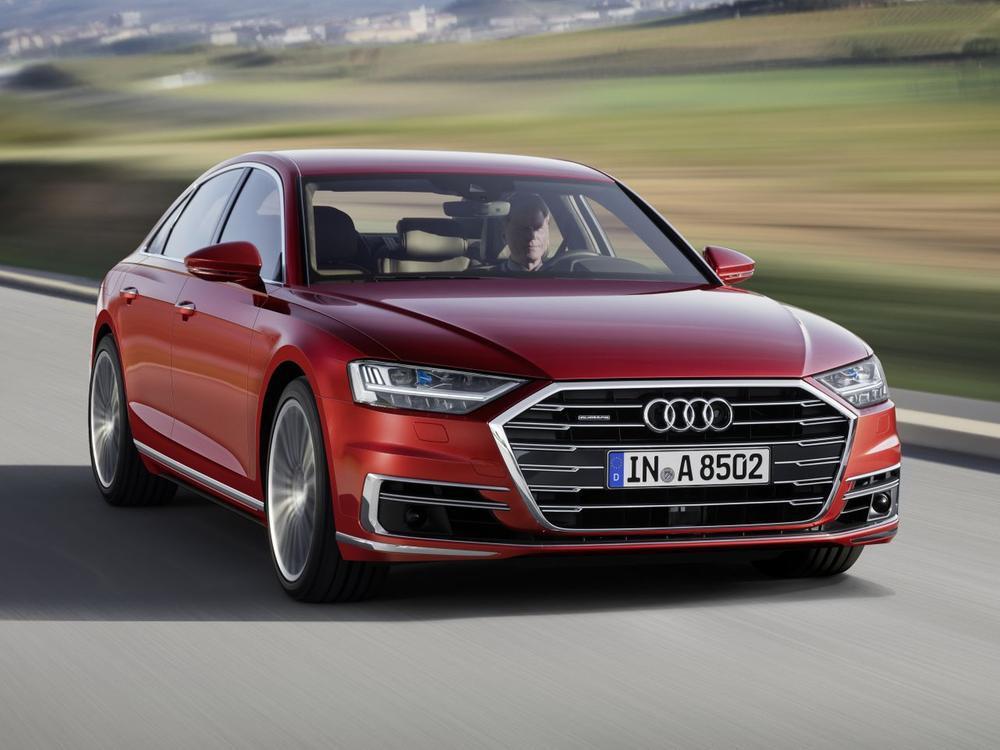 Bild zu Der neue Audi A8 und A8 L: Das ist die neue Oberklasse aus Ingolstadt